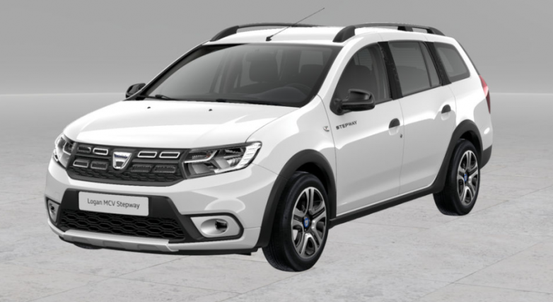 photo DACIA LOGAN MCV STEPWAY SL 2020 DCI 95