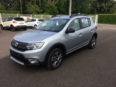 Photo DACIA SANDERO Stepway SL2019 TCE 90