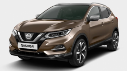 Photo NISSAN QASHQAI 1.5 BLUEDCI 115 ACENTA STYLE
