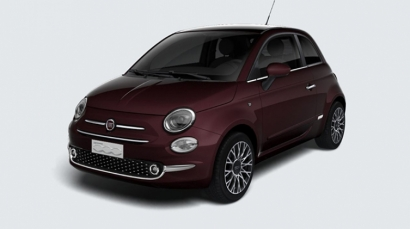 Photo FIAT 500 SERIE 8 1.2 69CV DUALOGIC STAR + JANTES 16 + NAVI