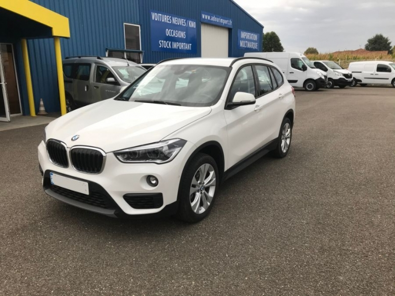photo BMW X1 XDRIVE F48 18D BUSINESS DESIGN BVA8
