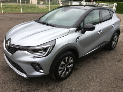 Photo RENAULT NOUVEAU CAPTUR 1.0 TCE 100 INTENS