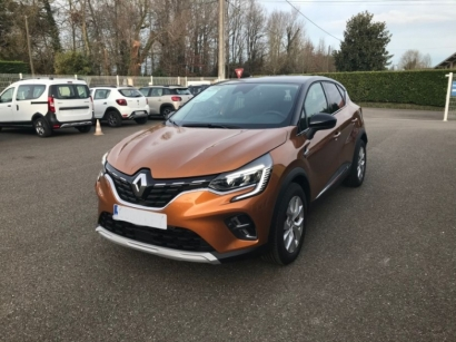 Photo RENAULT NOUVEAU CAPTUR 1.5 BLUEDCI 115 INTENS
