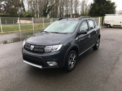 Photo DACIA SANDERO STEPWAY TCE 100 15 ANS