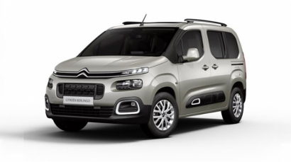 Photo CITROEN BERLINGO 1.5 BLUEHDI 130CV BVM6 5PL TAILLE M SHINE + CAMERA DE RECUL + TOIT PANO + JANTES 16