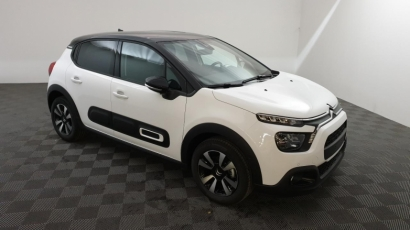 Photo CITROEN C3 FACELIFT 1.2 PURETECH 83CV BVM5 SHINE + RADAR AV + CAMERA DE RECUL