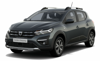 Photo DACIA NOUVELLE SANDERO STEPWAY Confort Tce 90CH