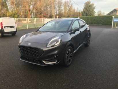 Photo FORD PUMA 1.0 Ecoboost 125ch MHEV ST-Line