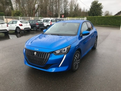 Photo PEUGEOT 208 Facelift 1.2 Puretech 100ch Allure
