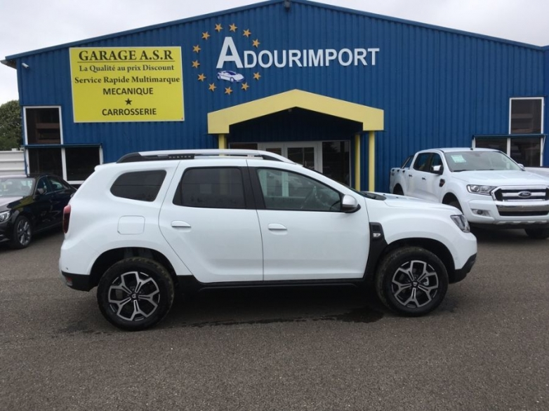 photo DACIA DUSTER NOUVEAU BlueDci 115 4X4 PRESTIGE
