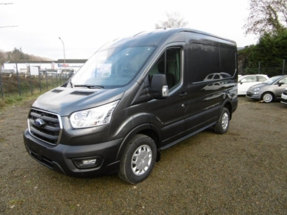 Photo FORD TRANSIT FOURGON L2H2 2.0 TDCI 130CH 350 TREND BUSINESS