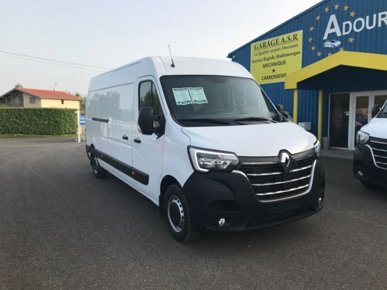 photo RENAULT MASTER L3H2 2.3 DCI 135CH GRAND CONFORT