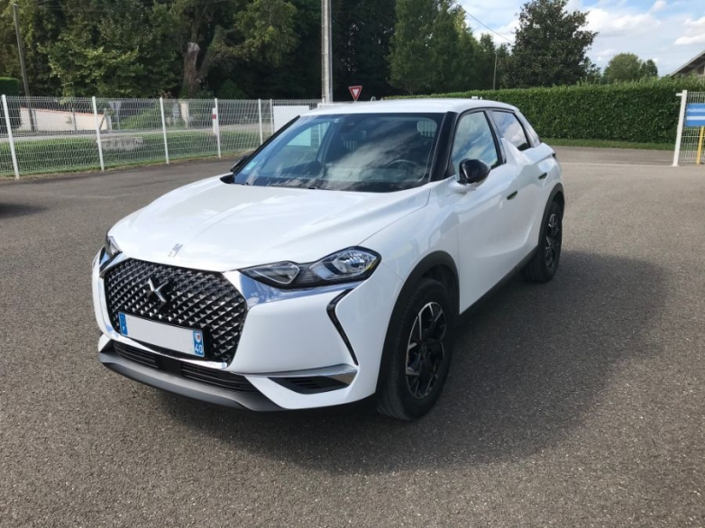 photo DS DS3 CROSSBACK BLUEHDI 130CH EAT 8 SO CHIC