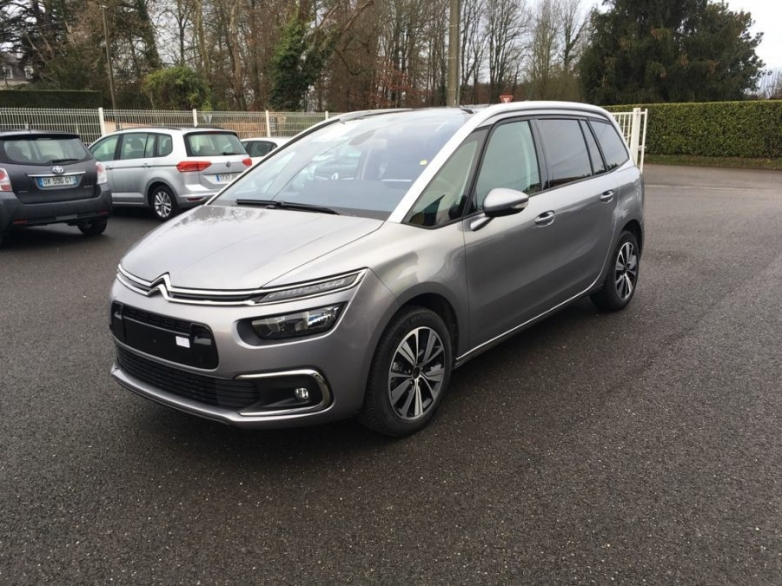 photo CITROEN GRAND C4 SPACETOURER BLUEHDI 130 FEEL 7PL