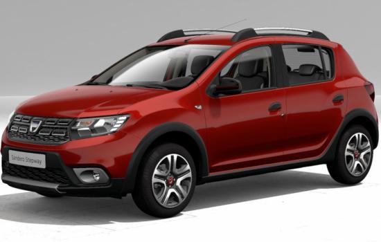 Important Arrivage Dacia Sandero !!